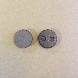Kit de pastillas de freno MTB 2 piezas para Xiaomi Mijia M365 monopatín calibrador ANS-03 M365 bicicleta de montaña Semi- metálico