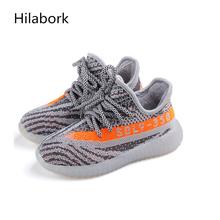 2016 Free Shipping New Autumn and winter plush Boy Sneakers the Trend of Shoes Children Shoes Boys Running Shoes Girl Shoes A597