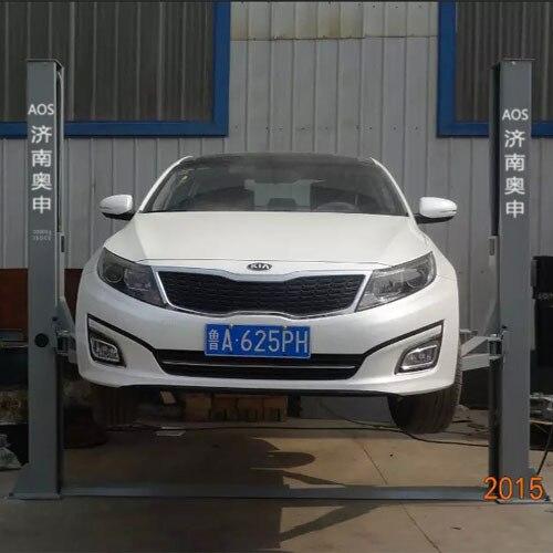 Nouveau Style économique 3.5 tonnes voiture ascenseur véhicule équipement d'entretien à vendre