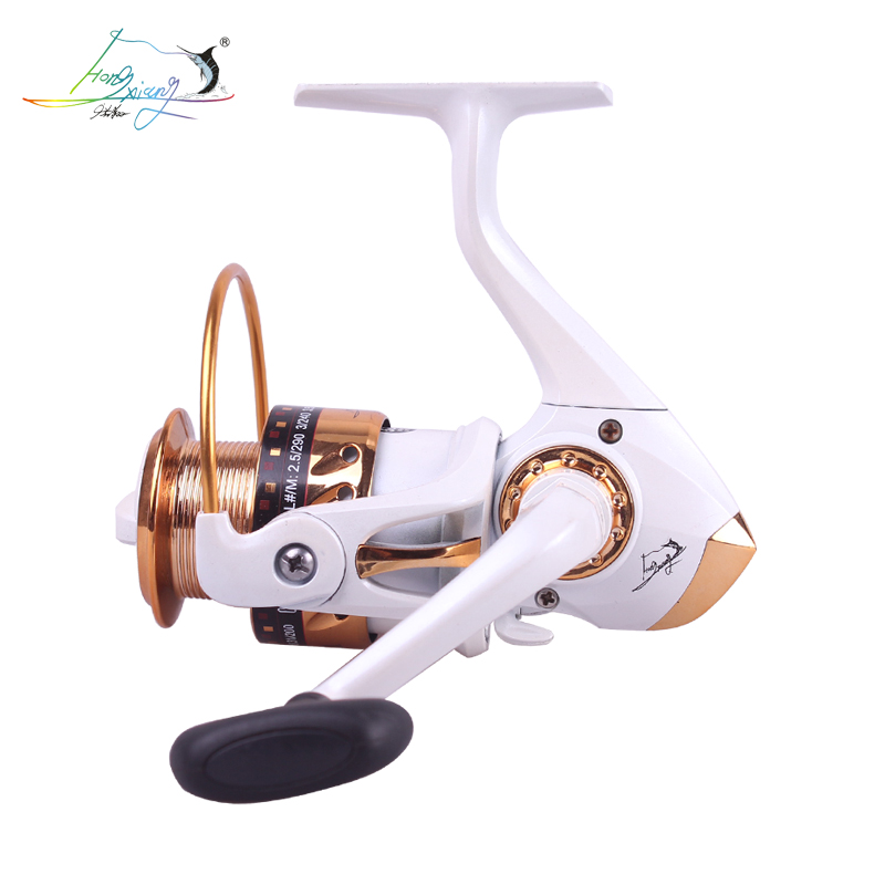 NoEnName 3000 6000 5BB 5 2 1 Metal Spinning Fishing Reel Fly Wheel For Fresh Salt