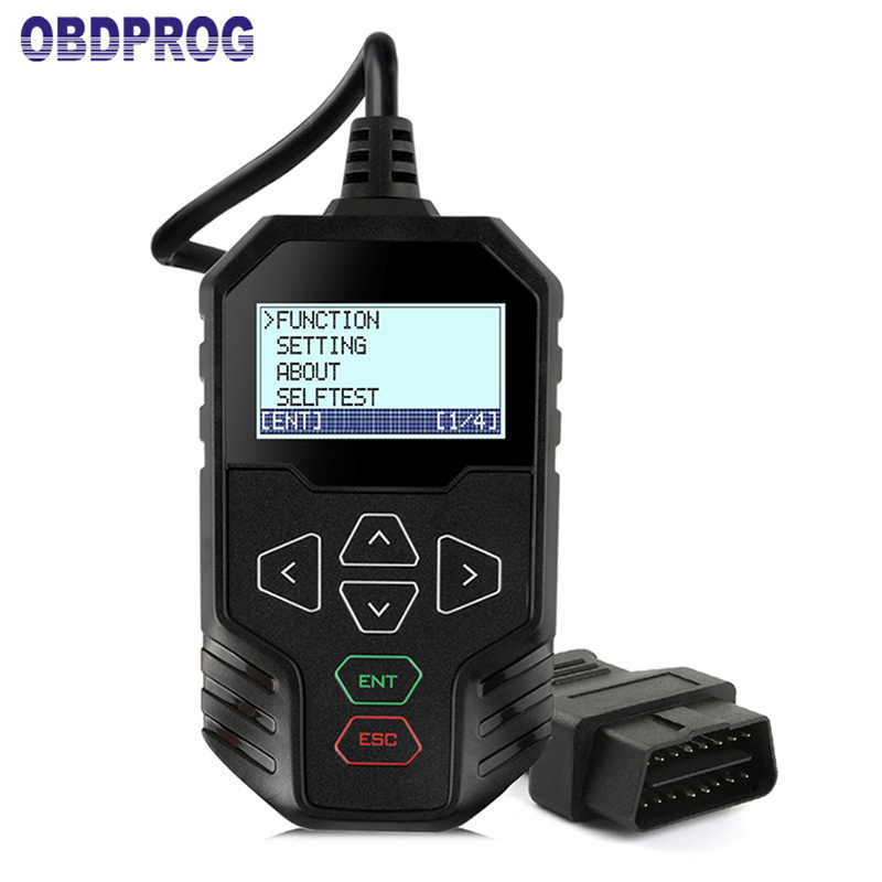 OBDPROG MT401 Mileage Adjustment Odometer Correction Tool