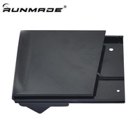 Runmade Front Console Black Ashtray Assembly For 1999 2004 VW Jetta Golf GTi Mk4 1J0 857