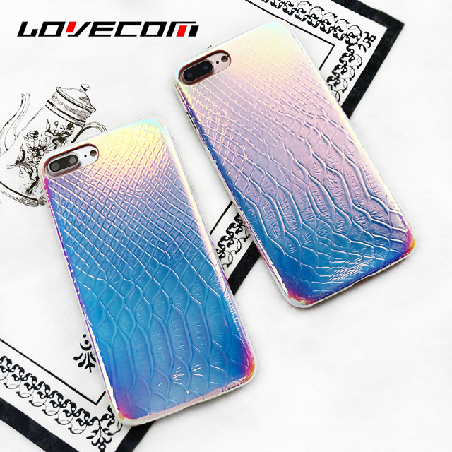 coque iridescent iphone 7