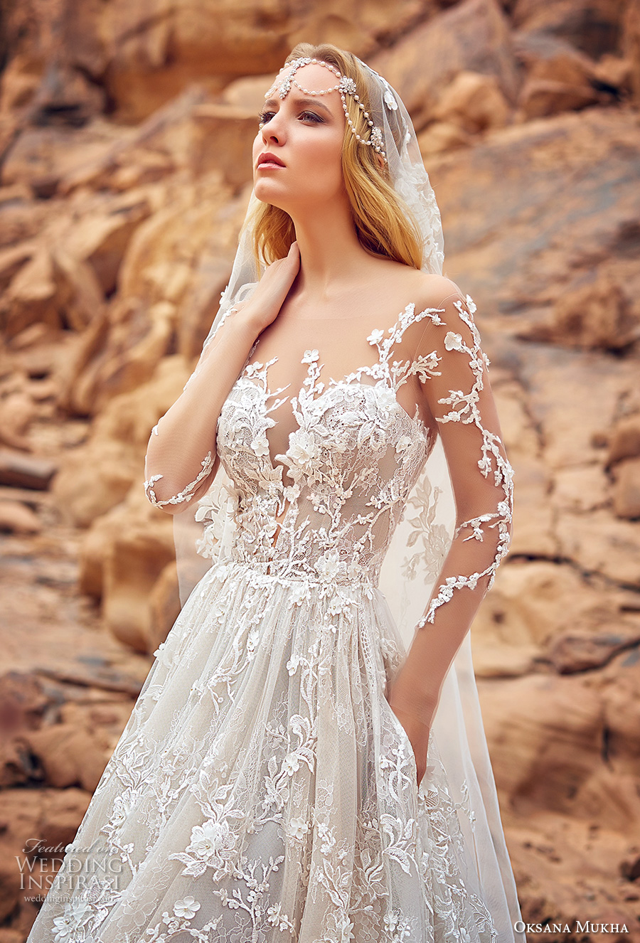 Lace Wedding Gowns 2018