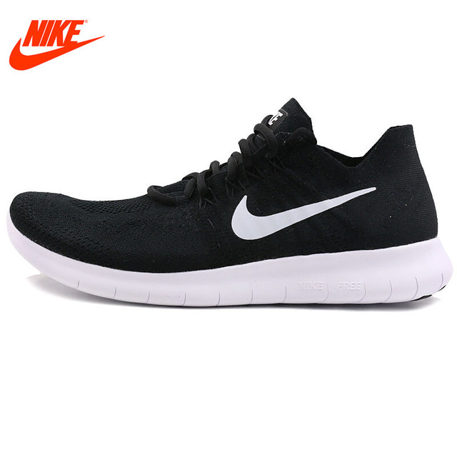 ebf517009eb2b NIKE Original 2017 Summer Free RN FLYKNIT 2 Men s Running Shoes Sneakers  Male Outdoor Breathable Athletic