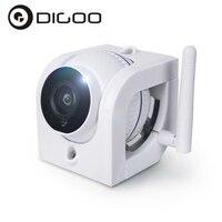 Digoo DG-W02f سحابة التخزين 3.6 ملليمتر عدسة 720 وعاء للماء wifi الأمن ip كاميرا كشف الحركة إنذار خدمة الويب