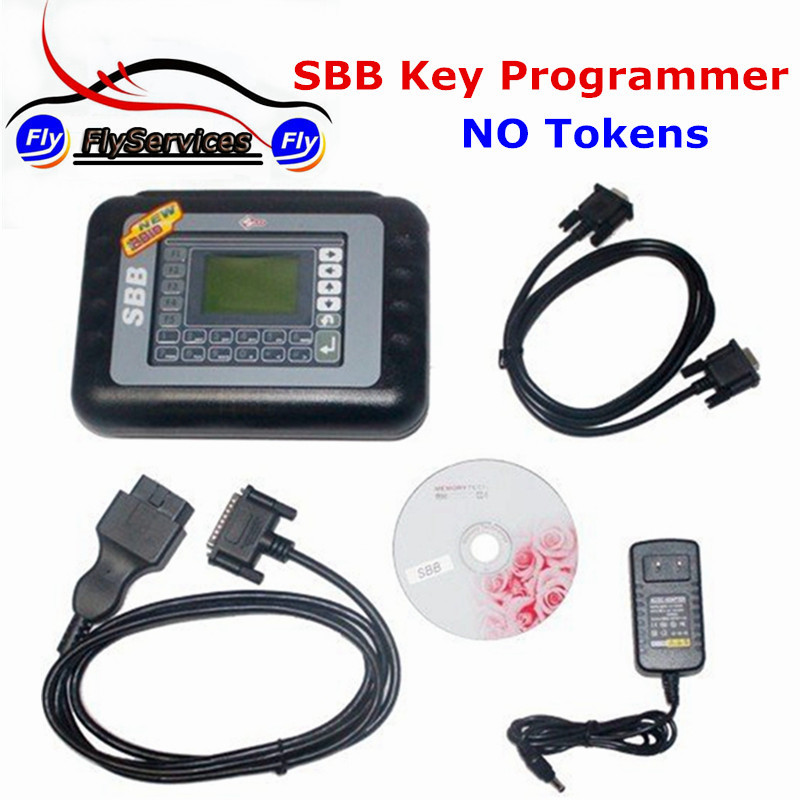 Newest Silca Immbolizer SBB V33.02 Universal Key Maker 9 Languages No Token For Multi-Brand Cars Auto Key Programmer V33. 2