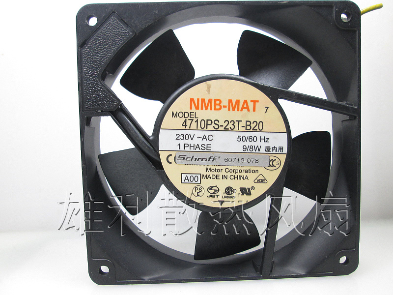 Free Delivery.60713-078 230V 12cm Cooling Fan free delivery original afb1212she 12v 1 60a 12cm 12038 3 wire cooling fan r00