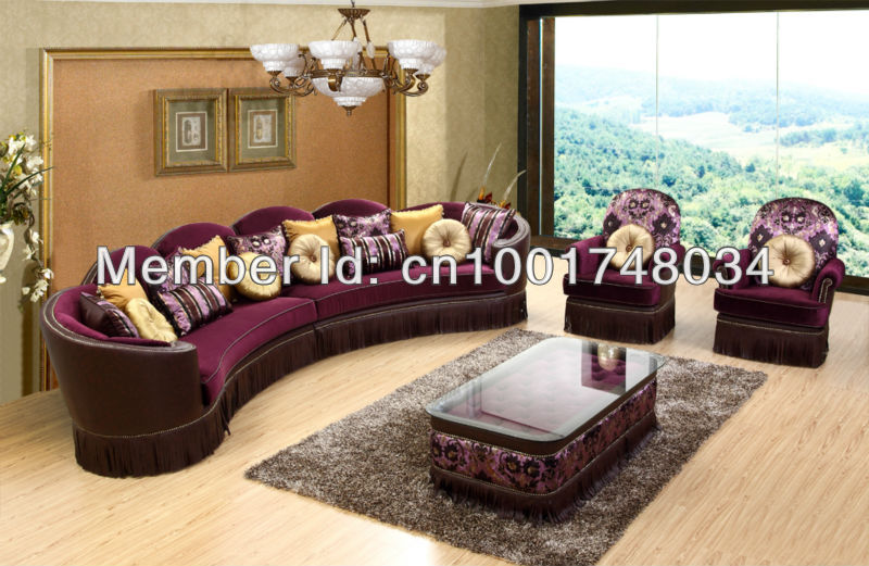 New Top Fasion Limited Set Design 2017 Living Room Sofa Clic Middle East Style Furniture K2005 Pu Fabric Sectional In Sofas From