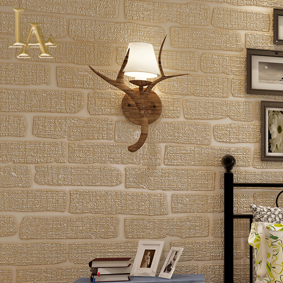 Modern 3D Brick Wall Texture Wallpaper Mediterranean Style Wallpapers For Living Room Sofa TV Walls Home Decor Wall Paper Rolls shinehome abstract brick black white polygons background wallpapers rolls 3 d wallpaper for livingroom walls 3d room paper roll