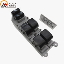 Front Left Driver Side Power Electric Window Master Control Switch Button 84820-06100 For Toyota Corolla YARIS RAV 4