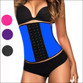CHANGLA Trainer Trainer Cintura Hot shapers Slimming Underwear Cintura Látex Espartilhos Cintura Látex Cincher Cintura Shaper Do Corpo Das Mulheres