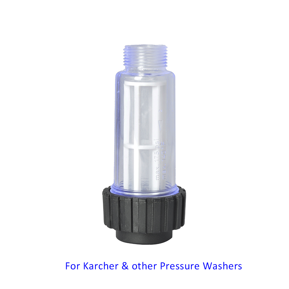 Car Washer Water Filter For Karcher K2 K3 K4 K5 K6 K7 And Elitech Champion Sterwins Interskol Nifisk STIHL Huter