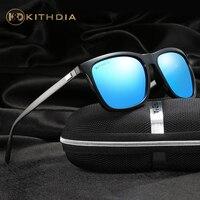 Fashion Sunglasses Men Polarized Sunglasses Women Driving Mirrors Coating Points Black Frame Eyewear Male Sun Glasses