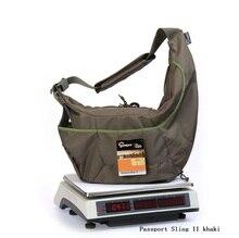 Новый Lowepro Passport Sling & Passport Sling II Защитная стропа сумка DSLR камера сумка