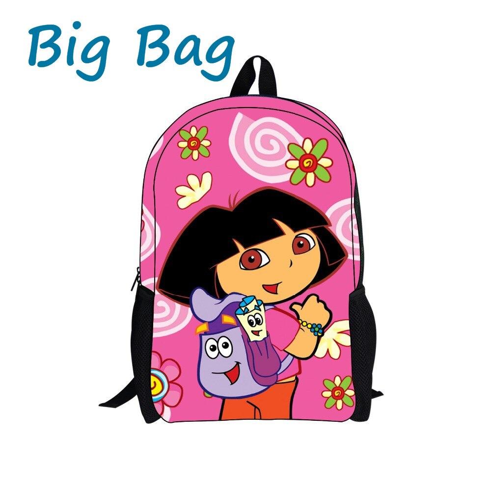 e9c1b238c9 Dora Kids Drawstring school bags