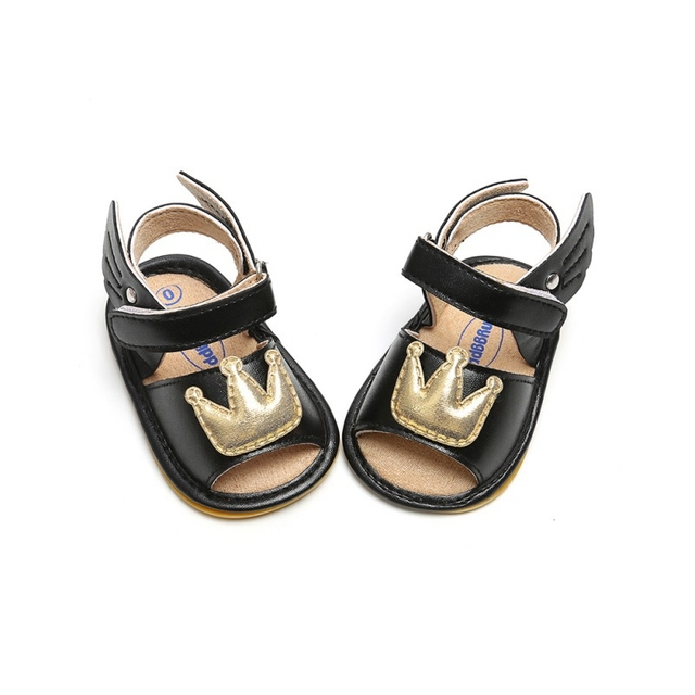 2019 Baby Girl Sandals Summer Leisure Fashion Baby Girls Sandals Infant Crown Princess Shoes 1