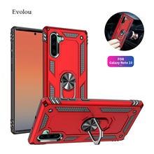 2 in 1 Anti-knock Case for Samsung Galaxy Note 10 Pro Cover Car Holder Magnetic Suction Armor Case for Samsung Note 10 Cover(China)