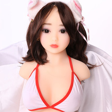 Half body entity sex dolls full TPE silicone male non-inflatable doll