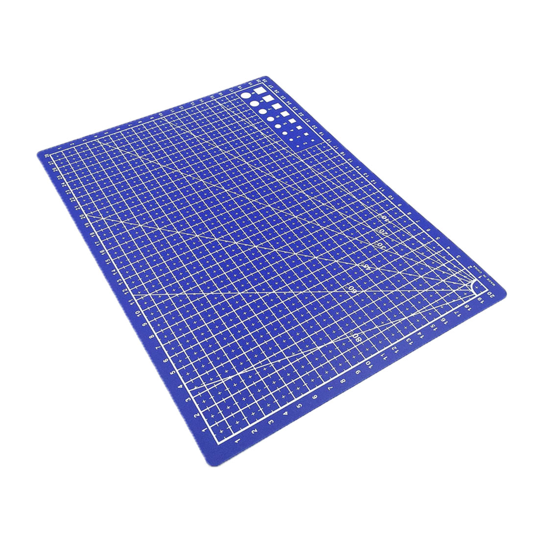 1PC A4 grid line self-healing cutting pad craft card cloth leather cardboard sewing tool Pakistan