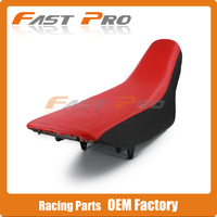Motorcycle New Leather Rear Seat For HONDA CRF230F 2015 2016 2017 15 16 17 Dirt Pit Bike MX Motocross