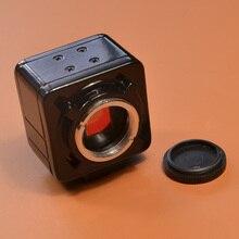 Discount! Microscope C-Mount 5.0MP mega pixel HD industry CMOS digital camera USB2.0