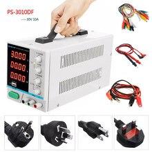 Alimentation DC de laboratoire LW PS-3010DF, 30v, 10a, affichage LED precision4-digit, charge USB, réparation, commutation, nouveauté