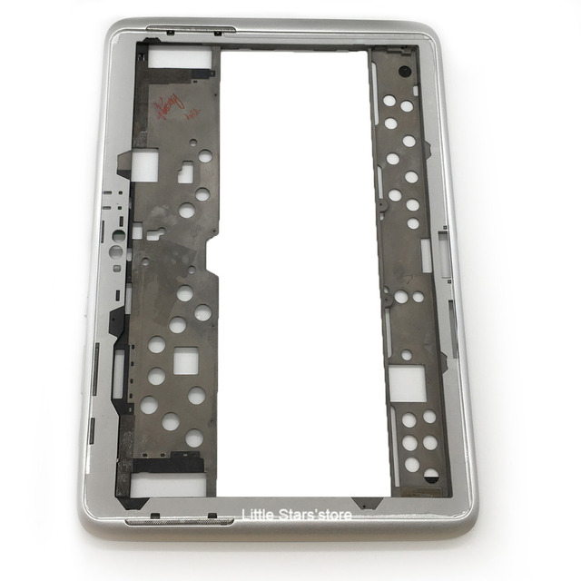 Original White/Black For Samsung N8000 (Galaxy Note 10.1)  LCD Frame Cover Housing Back Bezel Frame
