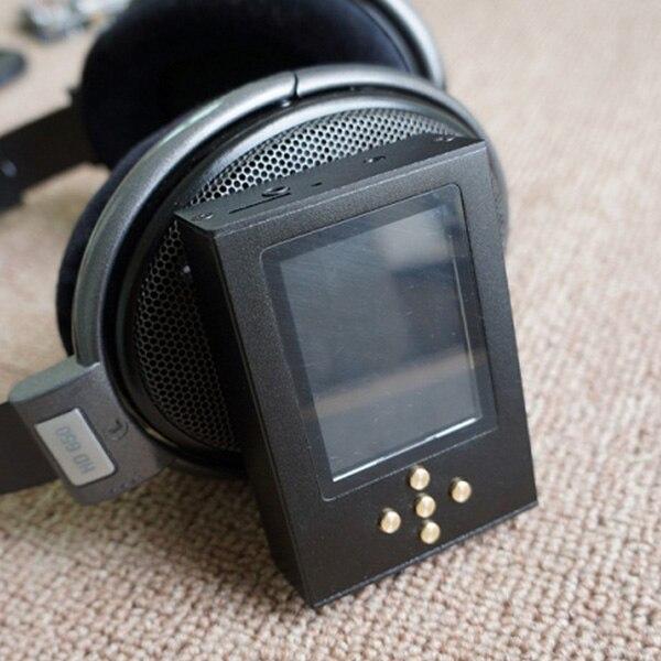 Zishan DSD AK4497EQ 16G MP3 Lecteur Professionnel Sans Perte HiFi Protable Musique Lecteur Dur Solution 2.5 Amplificateur équilibré