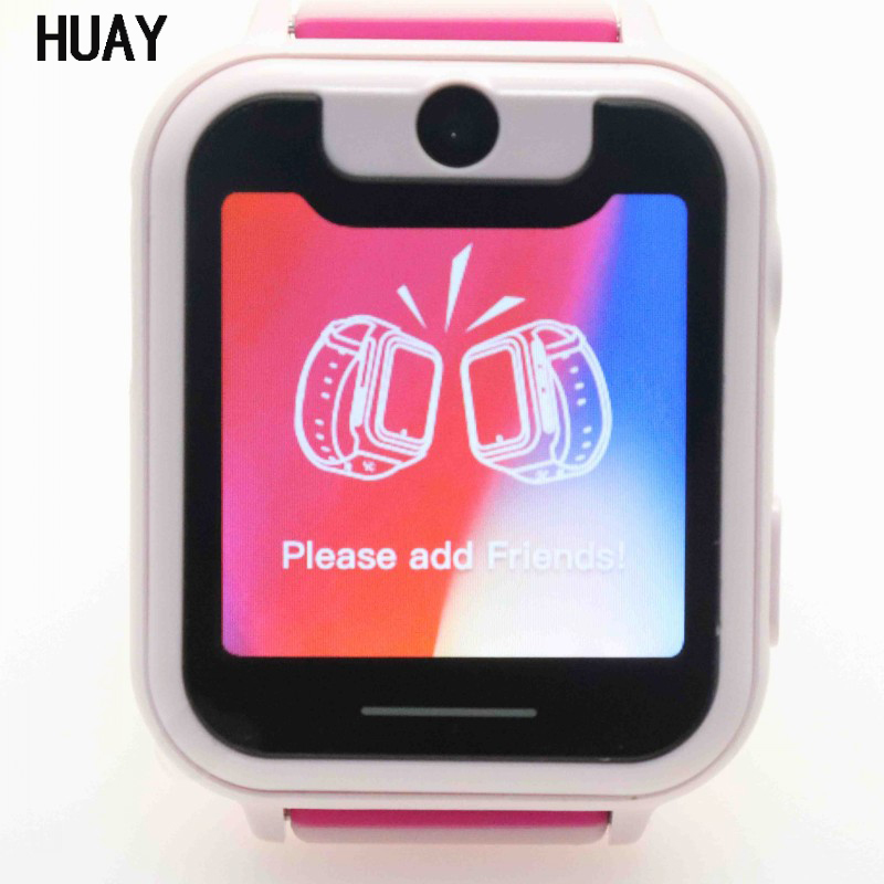 1PCS NEW GPS tracking watch for kids waterproof 1.54 inch Touch Screen camera SOS Call Location Device Children smart watches S6