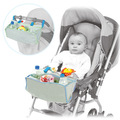 2016 cochecito de Bebé cesta colgante organizador bolsa de almacenamiento azul accesorios cochecito pañal bolsa envío gratuito
