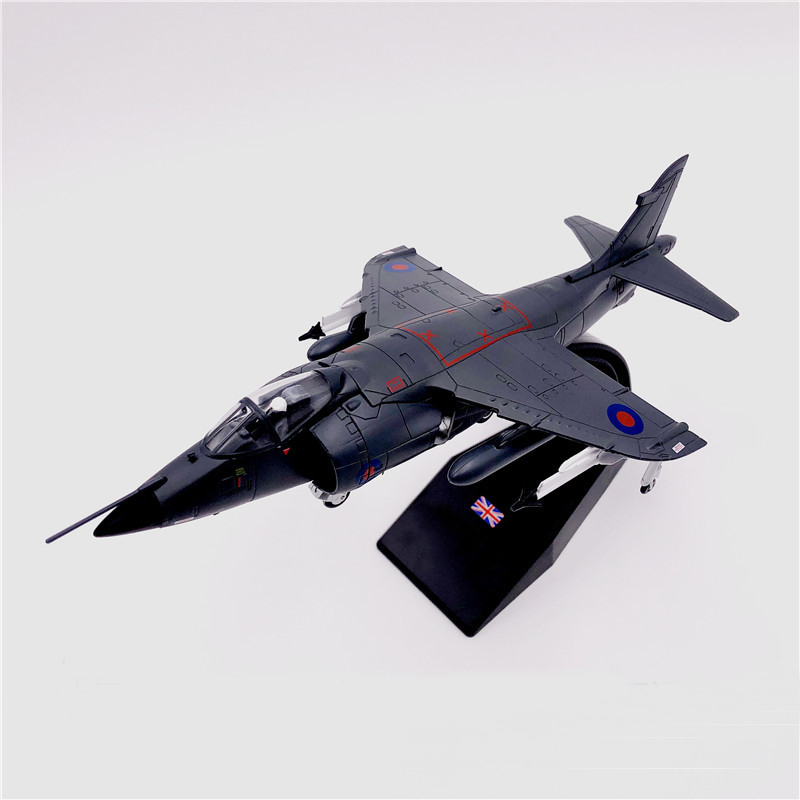 rare Special Offer 1 72 British Argentine War harrier Vertical Short Range Takeoff and Landing Fighter