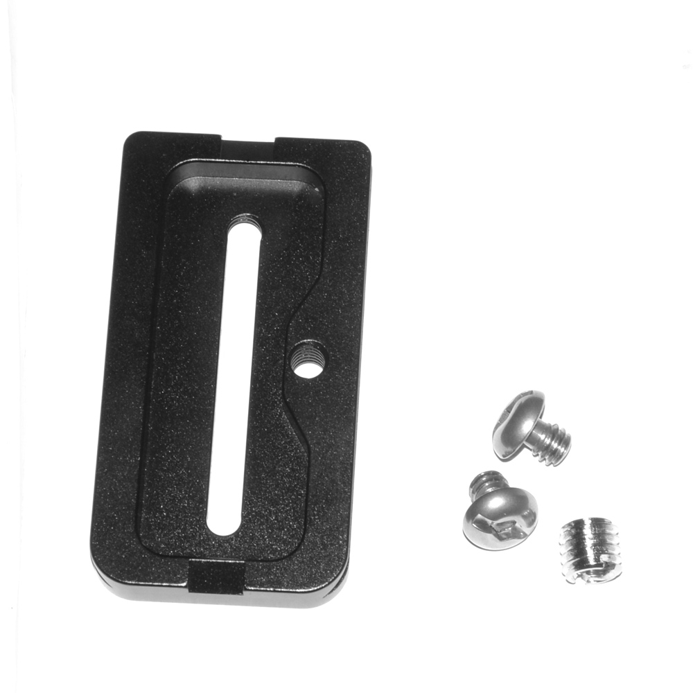 Quick Release Plate For Sirui TY-LP75 Ball Head of Tripod Monopod For Digital SLR Cameras Aluminum Universal High Quality Plate