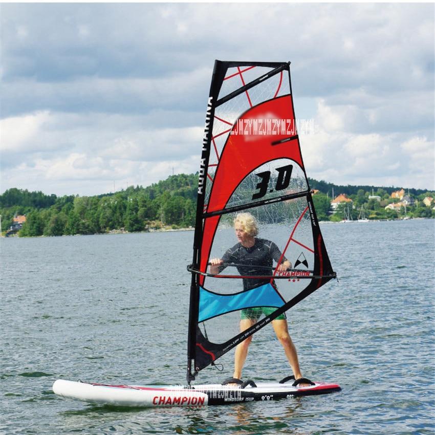 Planche de surf du vent BT-S300 Surf Stand up paddle board Sup Gonflable Surf planche à voile avec planche voile ensemble 300*75*15 cm