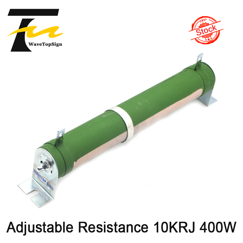 WaveTopSign High Power Adjustable Resistor  400W Resistance Value 0.5O-30KO