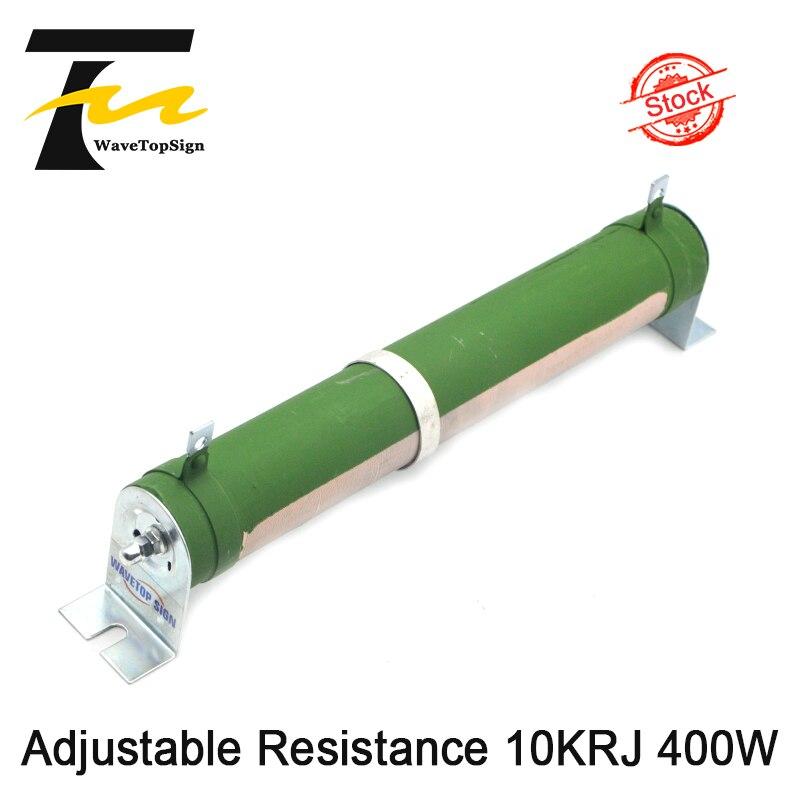 WaveTopSign High Power Adjustable Resistor  400W Resistance Value 0.5O-30KO