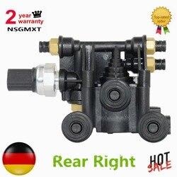 AP03 zawieszenie pneumatyczne sterowanie zaworem jednostka dla LAND ROVER SPORT LR3 LR4 RVH000046 prawa tylna 5.0L 4.4L 4.0L 4.2L