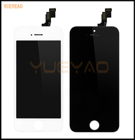 YUEYAO AAA Quality For IPhone 5G 5S 5C LCD Display Touch Screen Replacement Parts Digitizer Assembly