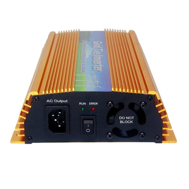 MAYLAR@ 10.5-30VDC 1000W solar grid tie inverter with MPPT PV on Grid  Inverter, Output 180-260V.50hz/60hz