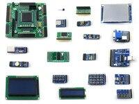 Waveshare EP2C8Q208C8N ALTERA Cyclone II FPGA Development Board+3.2inch 320x240 Touch LCD+18 Module Kits=OpenEP2C8 C Package B