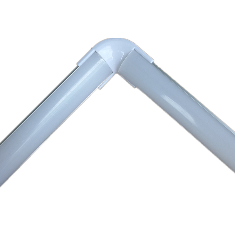 0 5m 1m led aluminum profile for 5050 5630 led strip bar light channel housing casing with cover corner connector dropshipping in LED Strips from Lights Lighting