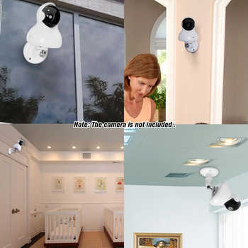 Wall Mount for YI Dome Camera and YI Cloud Home Camera Wall Mounted