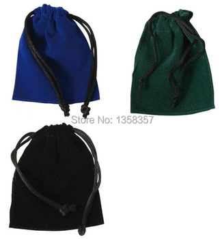 customized velvet jewelry bag for gift/ornament/toiletry/crystal/shaver/jade/necklace/watch/bracelet/perfume bag\pouch wholesale