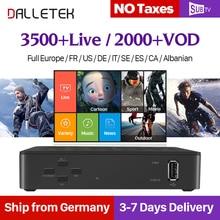 Mag 250 Európai Linux IPTV Set Top Box Qhdtv 900+ Európai Spanyolországi Török Holland Hollandia Legjobb Media Player