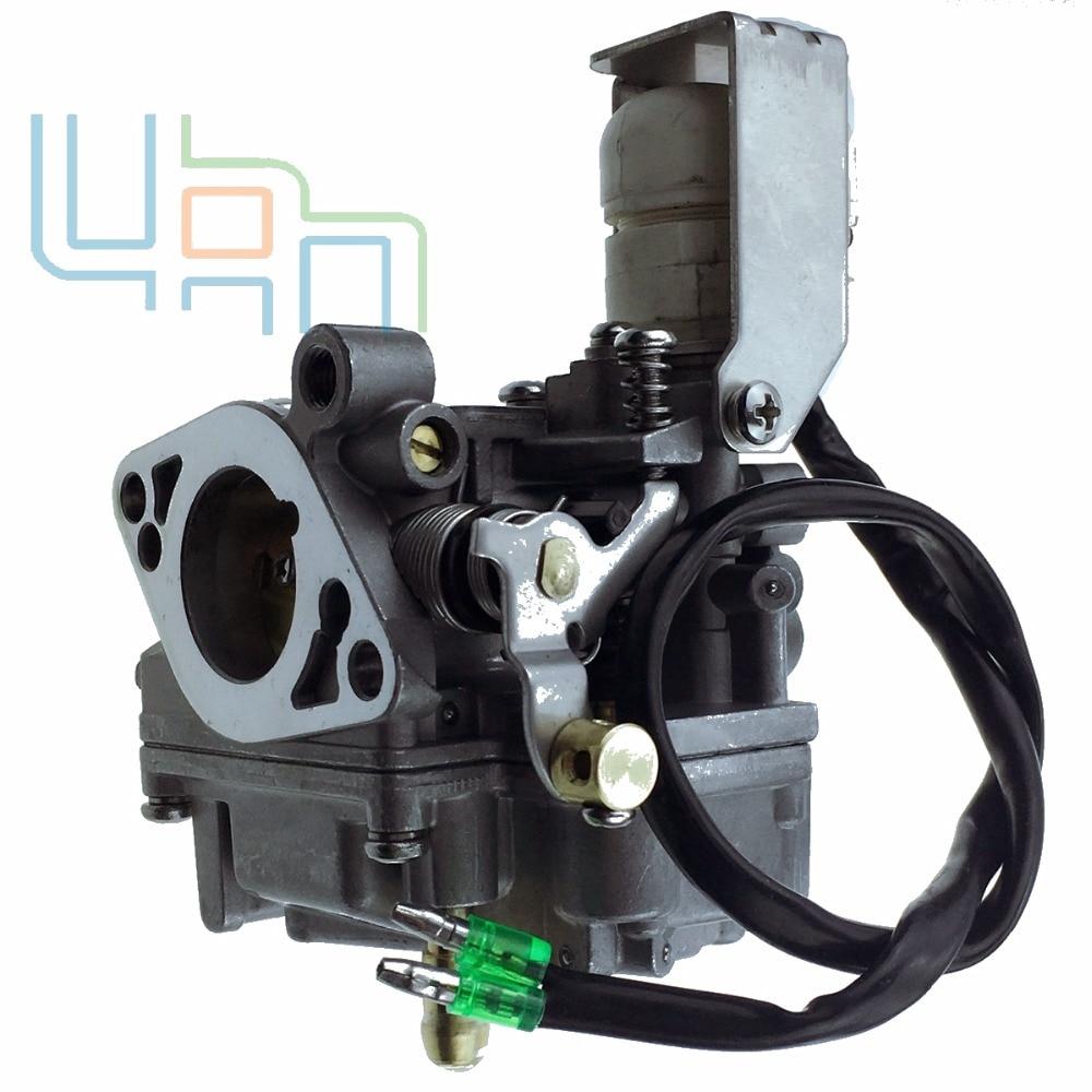 New Carburetor for YAMAHA 4 Stroke 15HP 20HP 6AH-14301-00-00 6AH-14301-20 6AH-14301-00 carburetor  for  yamaha 5hp  4 stroke