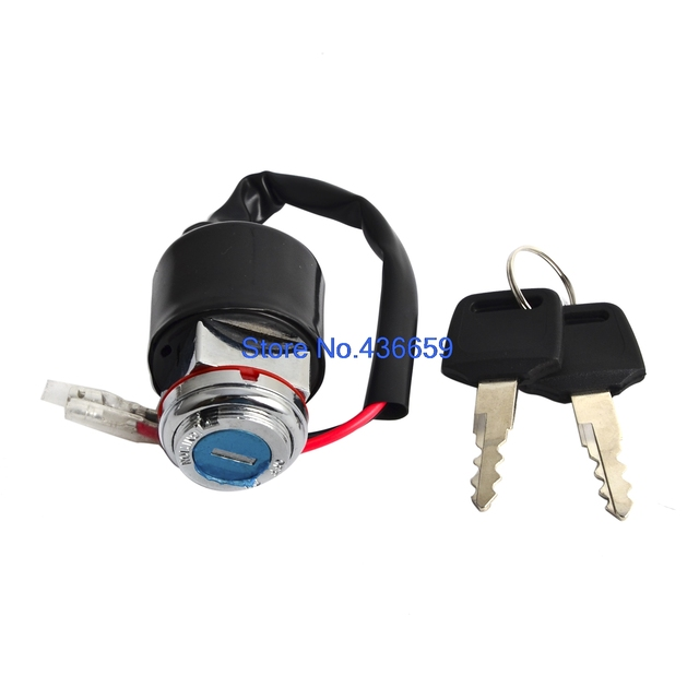 ignition switch with 2 keys 2 wire for honda cb100 super sport 100 rh aliexpress com