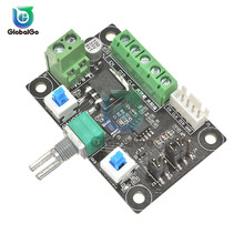 DC Stepper Motor Speed Controller Driver Module PWM Signal Pulse Signal Generator 8~24V 12V With Potentiometer Switch цена в Москве и Питере