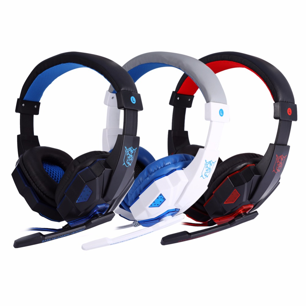 PLEXTONE PC780 Stereo Gaming Headphone with Mic Wired Headsets with LED Light Noise Cancelling Headphone  plextone pc780 led light gaming headphone usb game headset pc headphone with mic for computer subwoofer stereo wired earphone