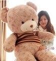 Pernycess 1 шт. 160 см медвежонок плюшевые куклы большой куклы подарок на день рождения День святого валентина