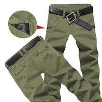 eba4870db23a 2018 New Tactical Cargo Pants Men S Casual Cotton Trousers Classic  Sweatpants. 2018 nowy taktyczne spodnie w stylu cargo męskie ...